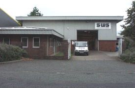 Exterior Shot of SWS Headquarters